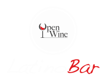 OpenWine Latino Bar Logo